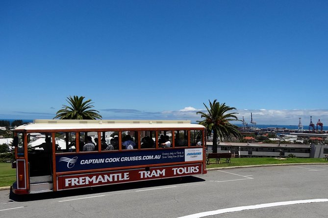 Perth Shore Excursion Fremantle Hop-On Hop-Off Tram Tour - Palm Beach Accommodation
