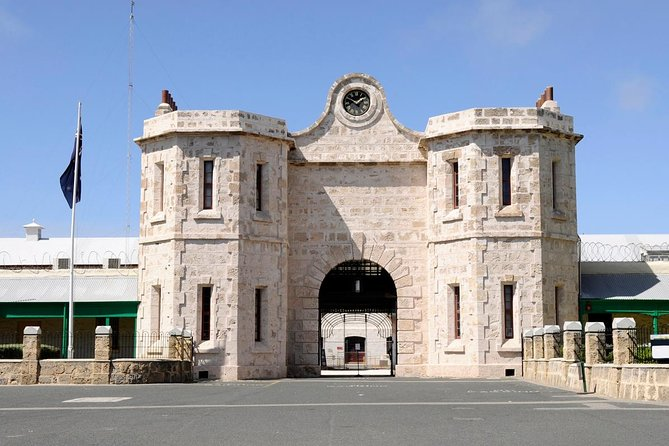 Perth Shore Excursion History of Fremantle Walking Tour - Palm Beach Accommodation