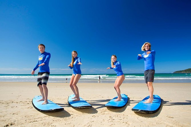 Learn to Surf at Surfers Paradise on the Gold Coast - Palm Beach Accommodation