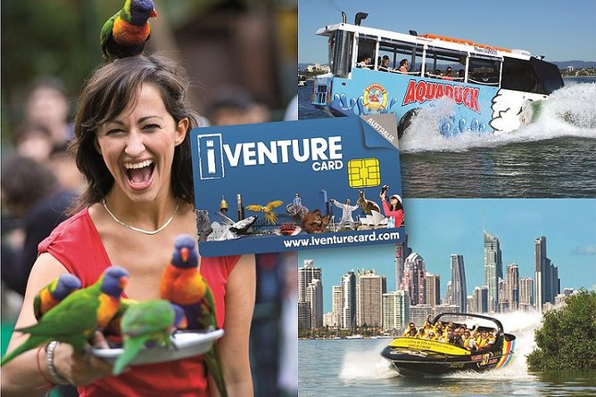 Gold Coast Attraction Pass Including Currumbin Wildlife Sanctuary and Paradise Jetboating - Palm Beach Accommodation