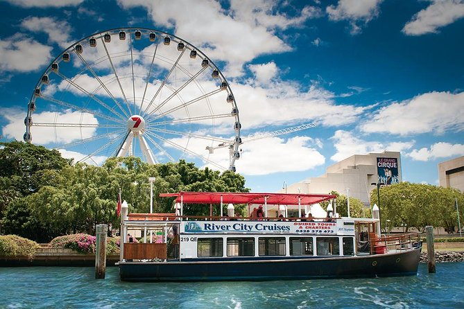 Brisbane City Tour and River Cruise from the Gold Coast - Palm Beach Accommodation