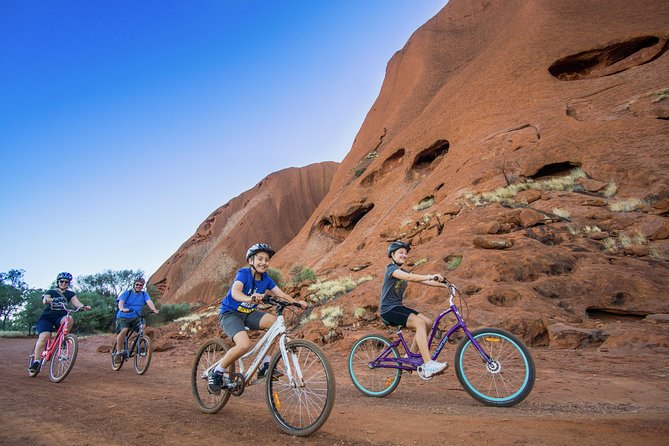 Outback Cycling Uluru Bike Ride