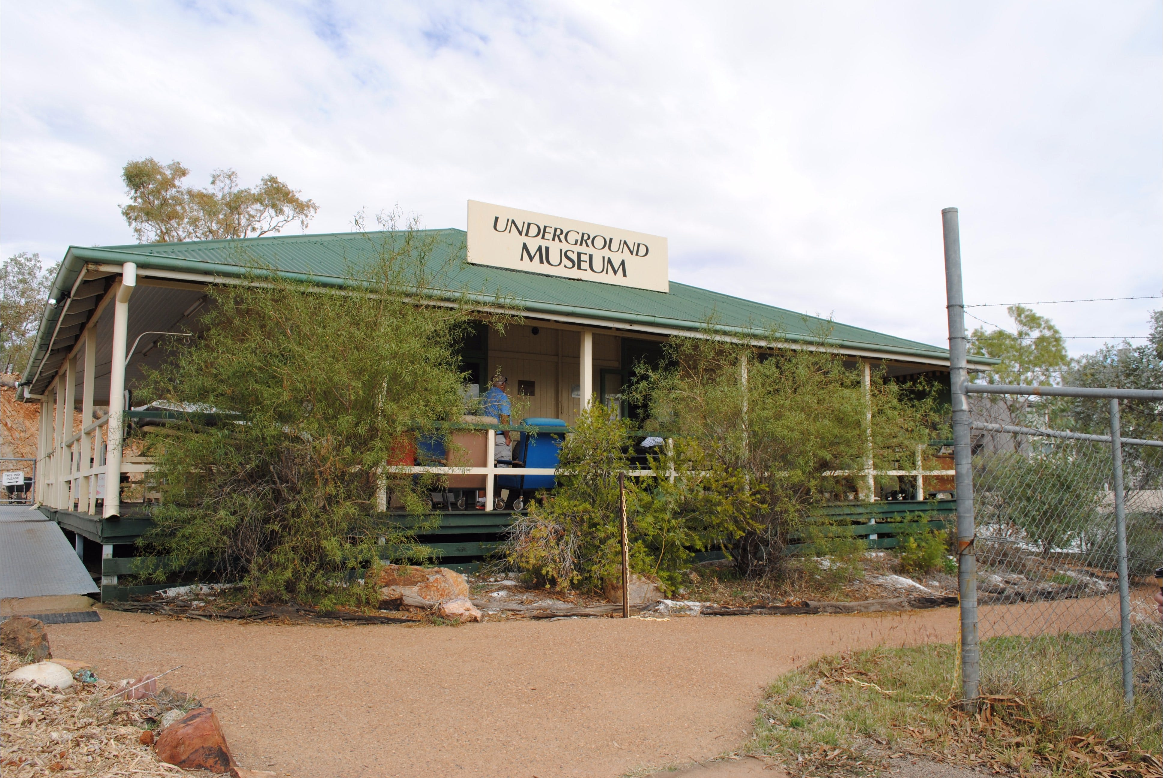Mount Isa Underground Hospital and Museum - Palm Beach Accommodation
