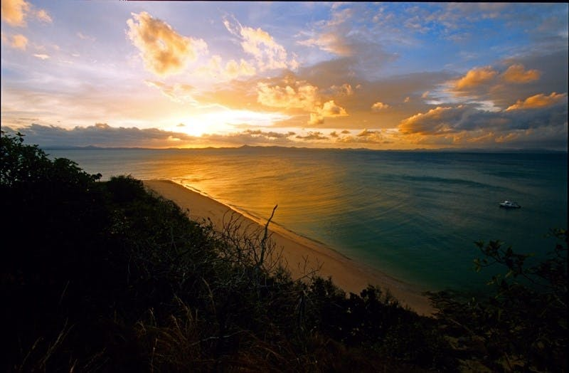 North Keppel Island Hilltop Trail - Palm Beach Accommodation