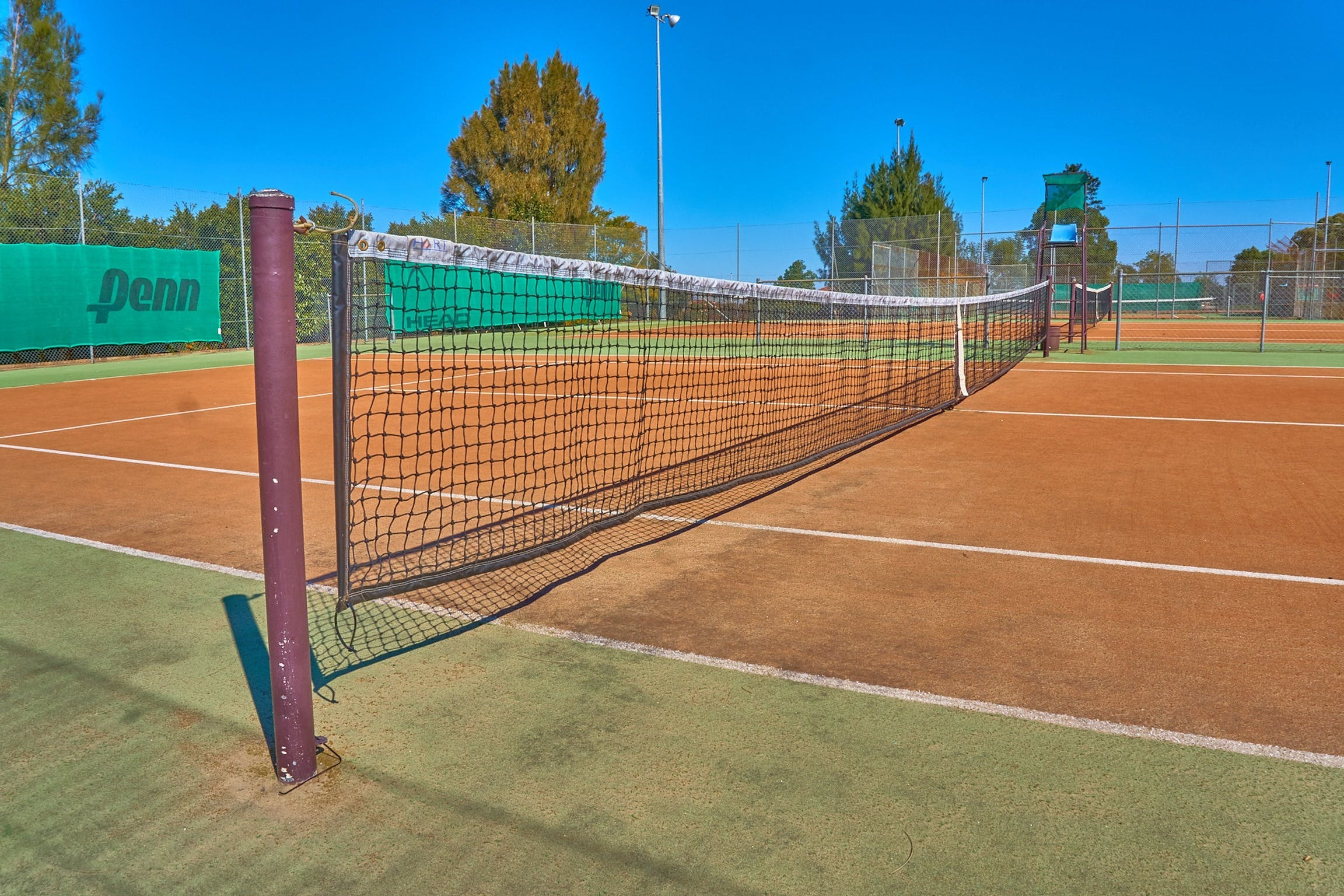 Raworth Tennis Centre - Palm Beach Accommodation