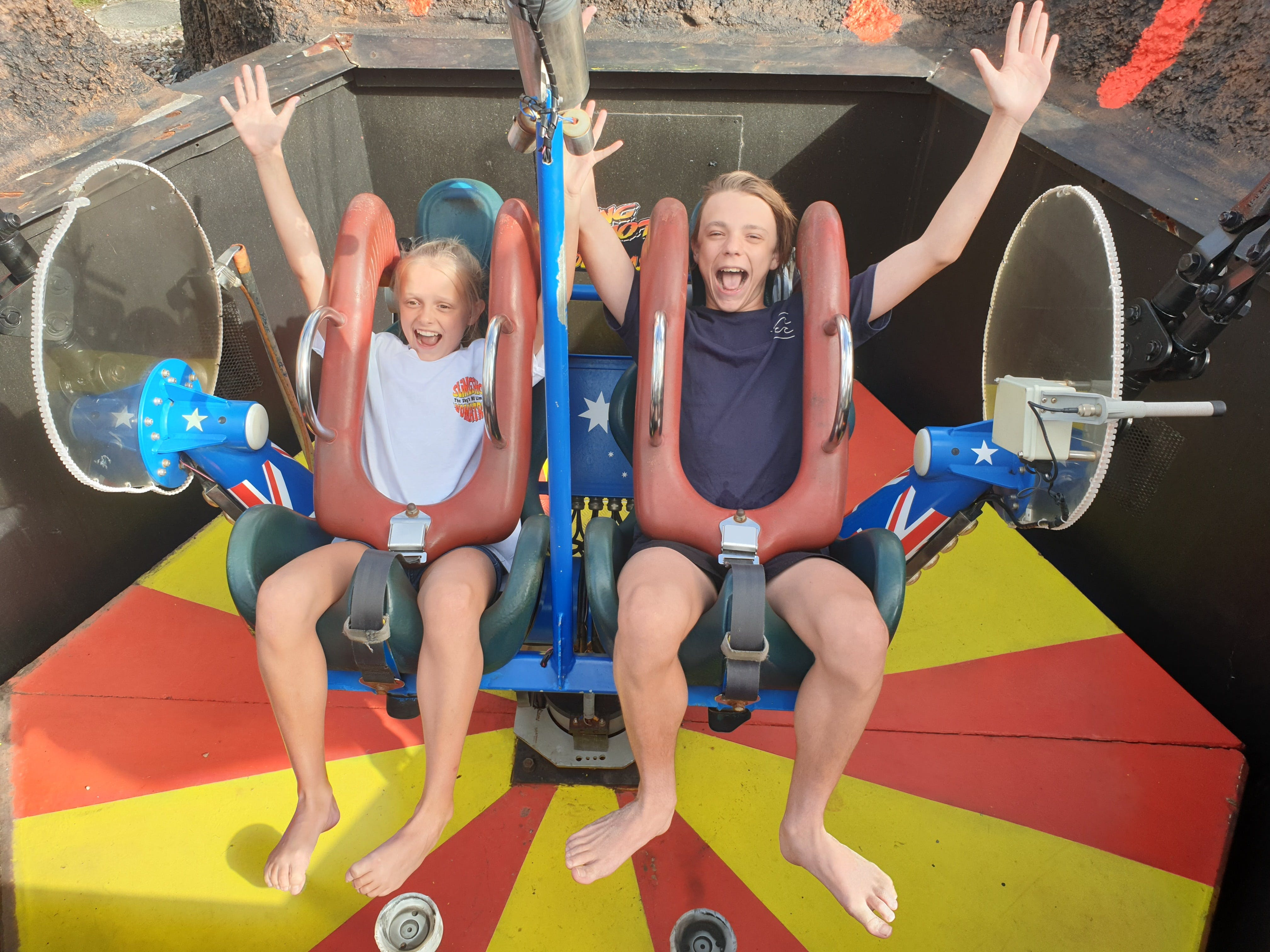 Sling Shot Fun Park Temporarily Closed due to COVID-19 - Palm Beach Accommodation