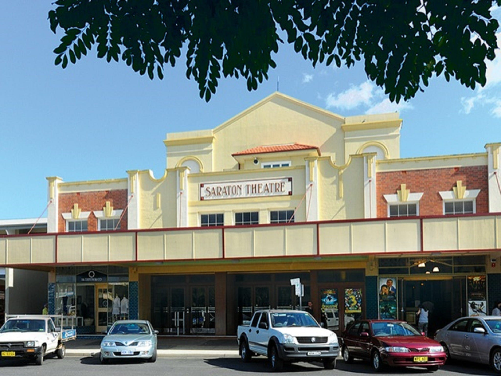 The Saraton Theatre Grafton - Palm Beach Accommodation