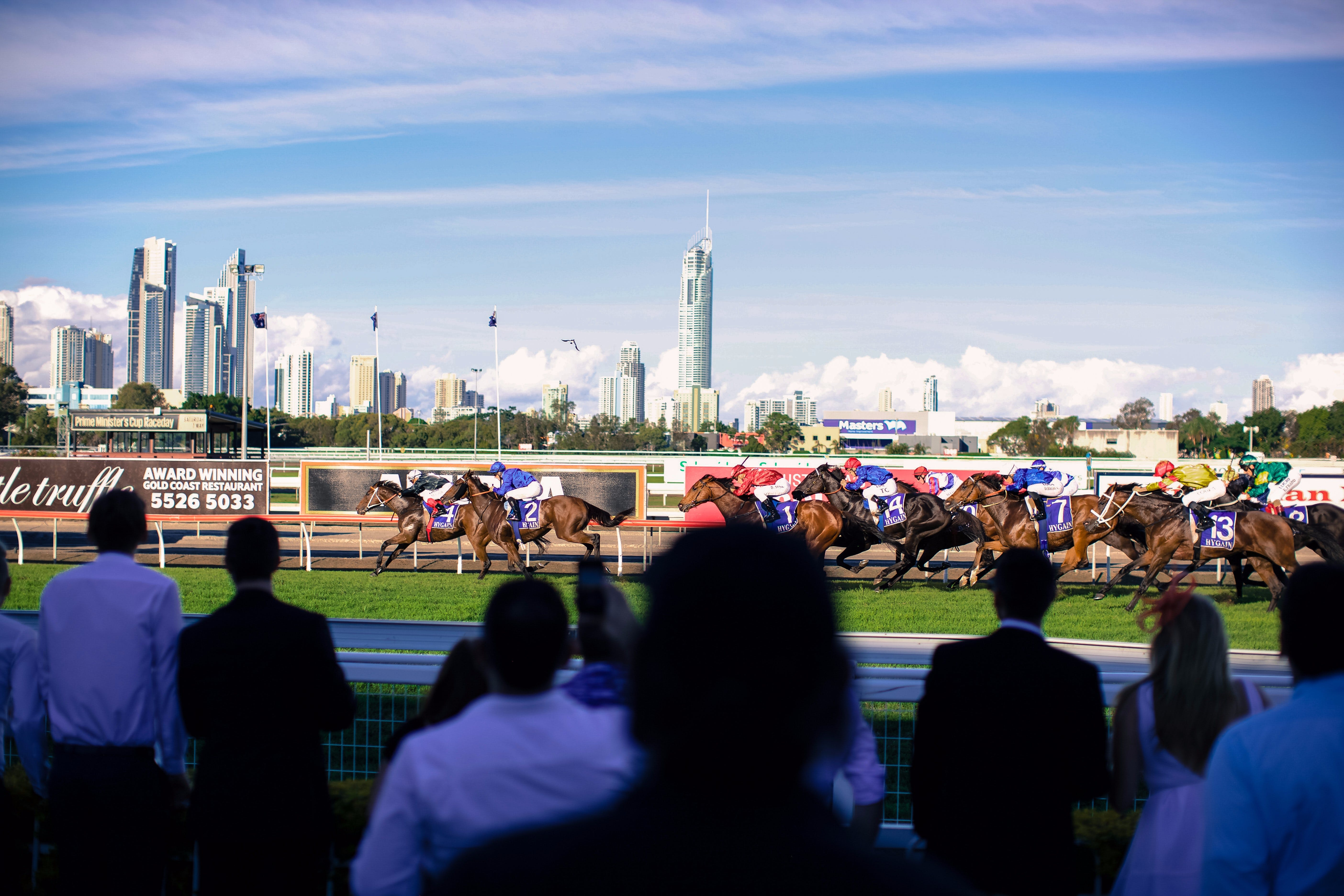 Aquis Park - Home of the Gold Coast Turf Club and Event Centre - Palm Beach Accommodation