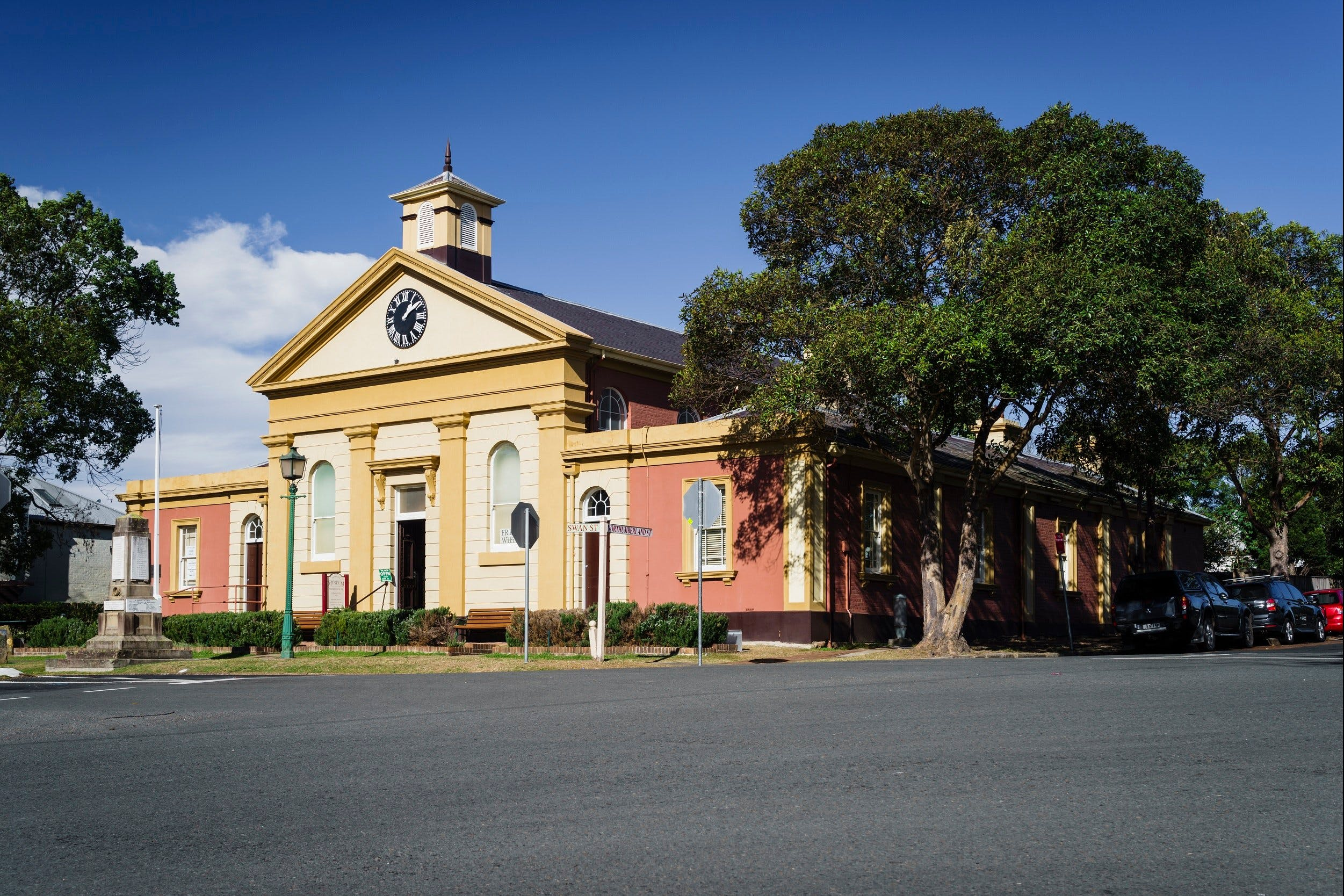 Morpeth Museum - Palm Beach Accommodation
