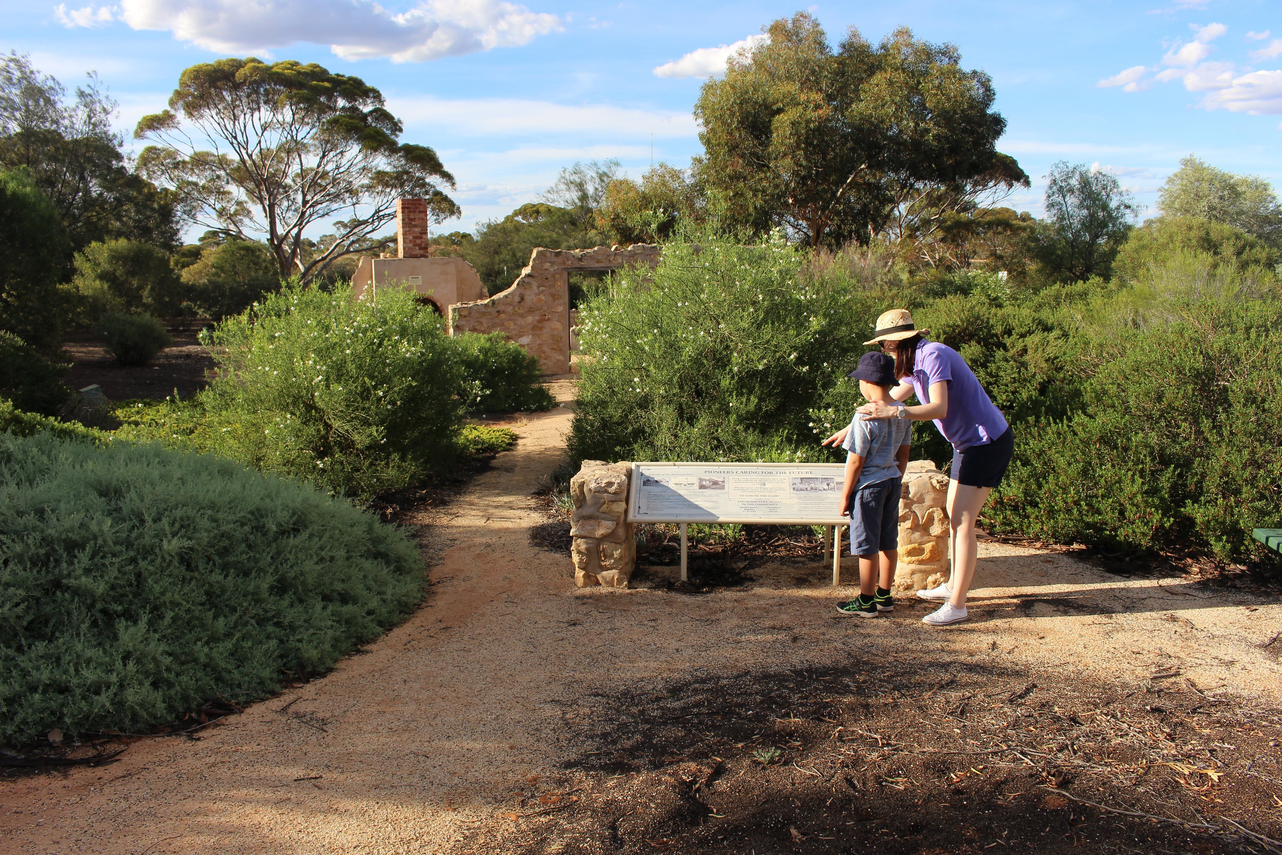 Loxton Community Conservation  Heritage Park - Palm Beach Accommodation