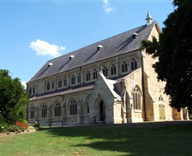 St Peters Anglican Church - Palm Beach Accommodation