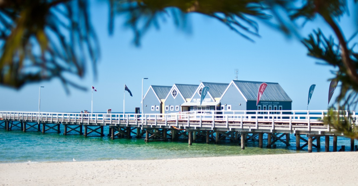 Busselton Jetty  Underwater Observatory Tour - Palm Beach Accommodation