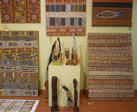 Tiwi Design Aboriginal Corporation - Palm Beach Accommodation