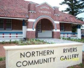 Northern Rivers Community Gallery - Palm Beach Accommodation