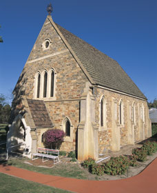 Uniting Church - York - Palm Beach Accommodation