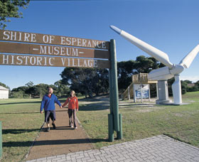 Esperance Municipal Museum - Palm Beach Accommodation