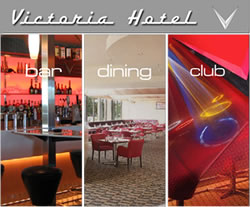 Victoria Hotel - Palm Beach Accommodation
