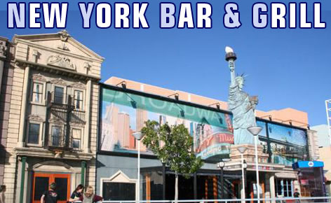 New York Bar  Grill - Palm Beach Accommodation