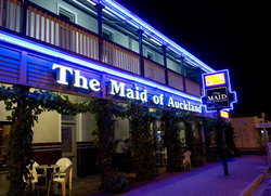 Maid of Auckland Hotel - Palm Beach Accommodation