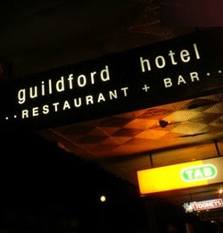Guildford Hotel - Palm Beach Accommodation