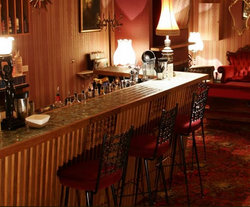 Back Bar - Palm Beach Accommodation