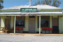 The Logan Pub - Palm Beach Accommodation