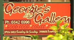 Georgies Cafe Restaurant - Palm Beach Accommodation