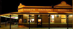 North Britain Hotel - Palm Beach Accommodation