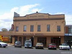 Ballina Hotel - Palm Beach Accommodation