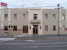 The Telegraph Hotel Geelong - Palm Beach Accommodation