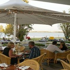 Coco's Riverside Bar  Restaurant - Palm Beach Accommodation