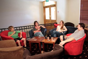 Hibernian Hotel Beechworth - Palm Beach Accommodation