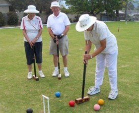 Nowra Croquet Club - Palm Beach Accommodation