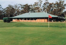 Echunga Golf Club Incorporated - Palm Beach Accommodation