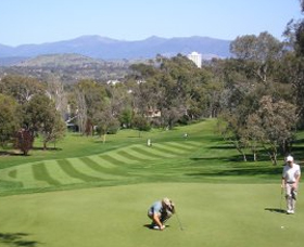 Fairbairn Golf Club - Palm Beach Accommodation