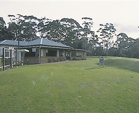 Yarram Golf Club - Palm Beach Accommodation