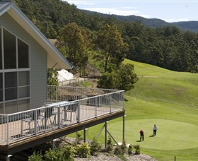 Kangaroo Valley Golf Club - Palm Beach Accommodation