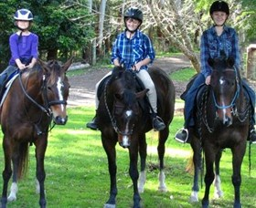 Kings Creek Saddle Club - Palm Beach Accommodation