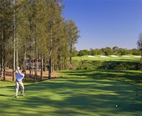 Hunter Valley Golf and Country Club - Palm Beach Accommodation