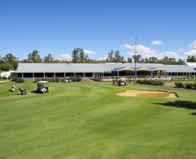 Yarrawonga Mulwala Golf Club Resort - Palm Beach Accommodation
