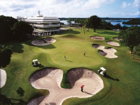 Coolangatta and Tweed Heads Golf Club - Palm Beach Accommodation