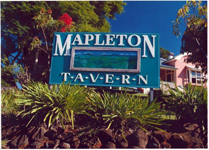 Mapleton Tavern - Palm Beach Accommodation