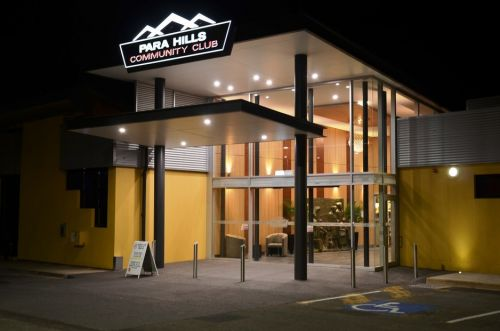Para Hills Community Club Incorporated - Palm Beach Accommodation