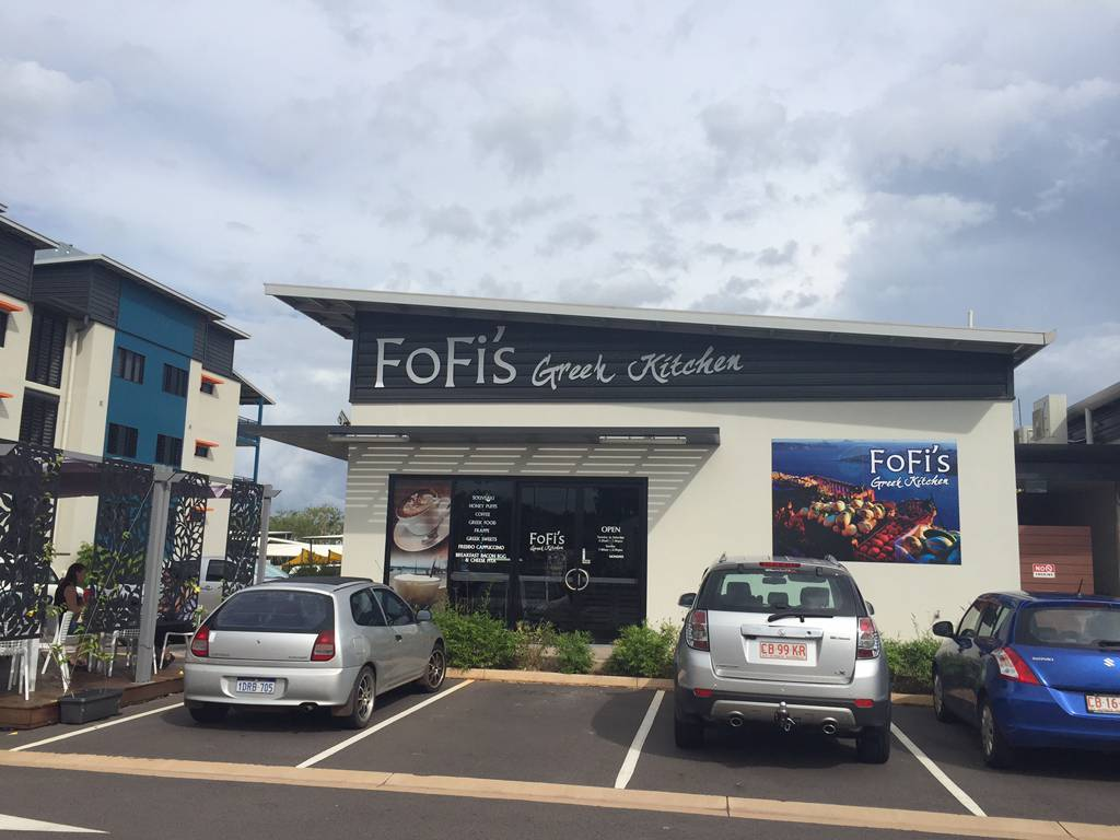 Fofi's Greek Kitchen