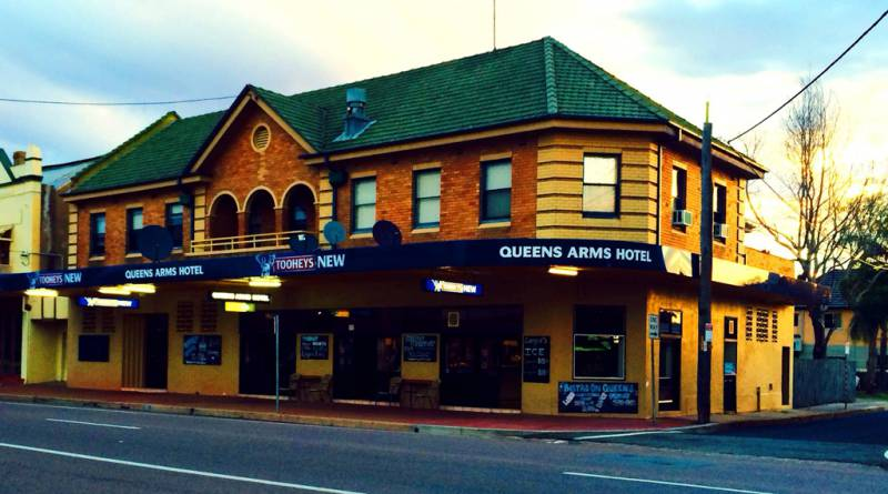 Queens Arms Hotel - Palm Beach Accommodation