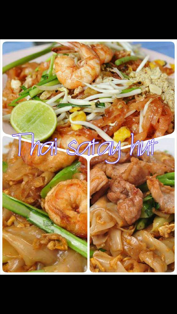Thai Satay Hut - Palm Beach Accommodation