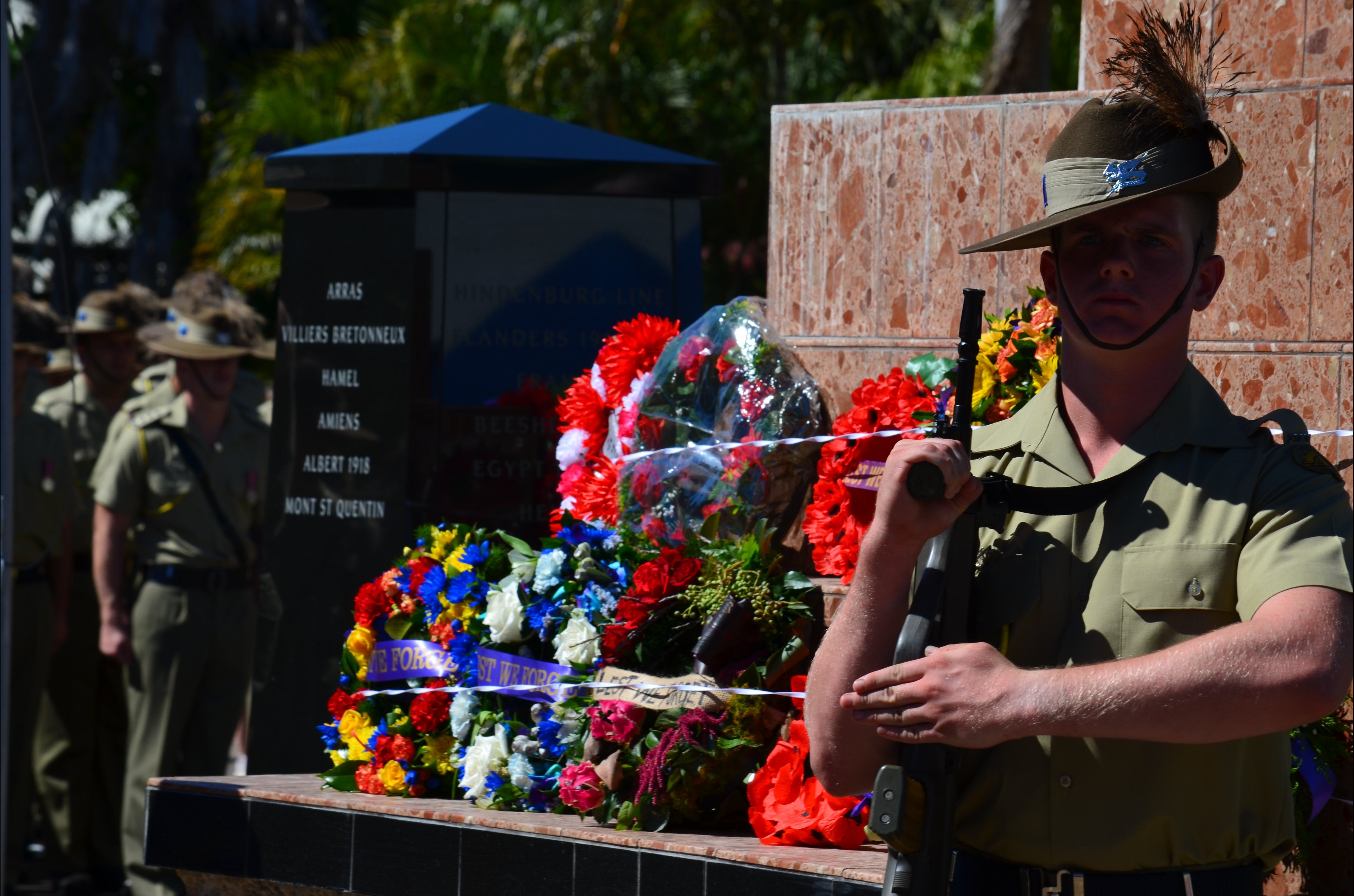 Anzac Day Charters Towers - Palm Beach Accommodation