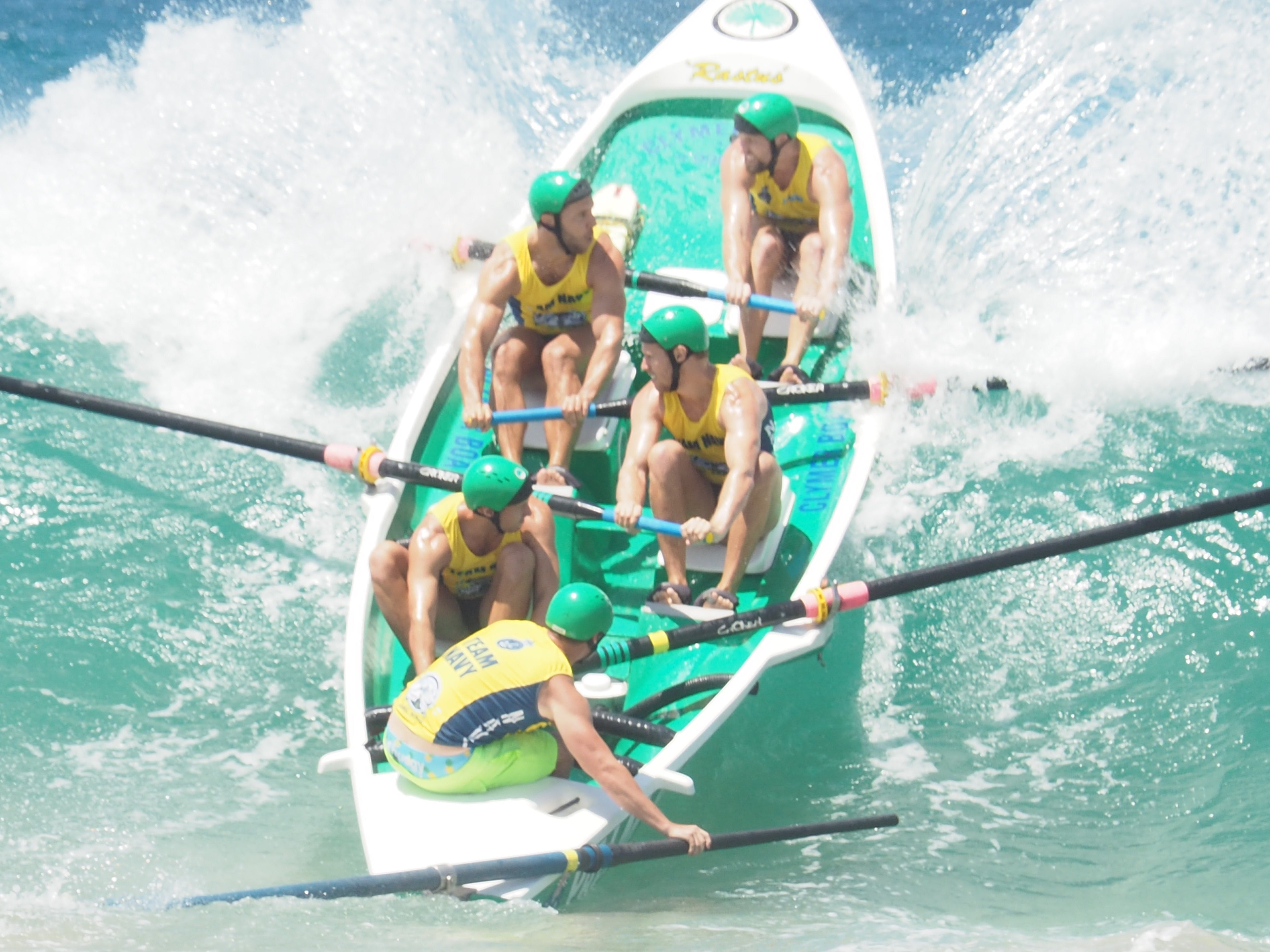Australian Surf Rowers League Open - Palm Beach Accommodation