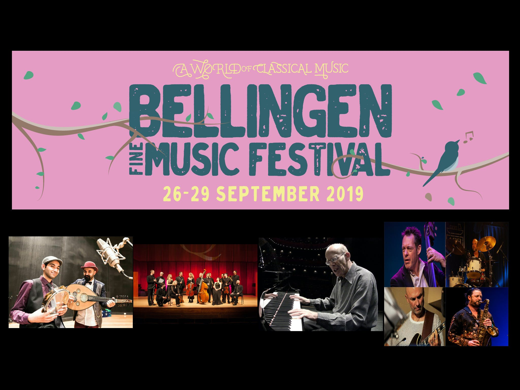 Bellingen Fine Music Festival - Palm Beach Accommodation