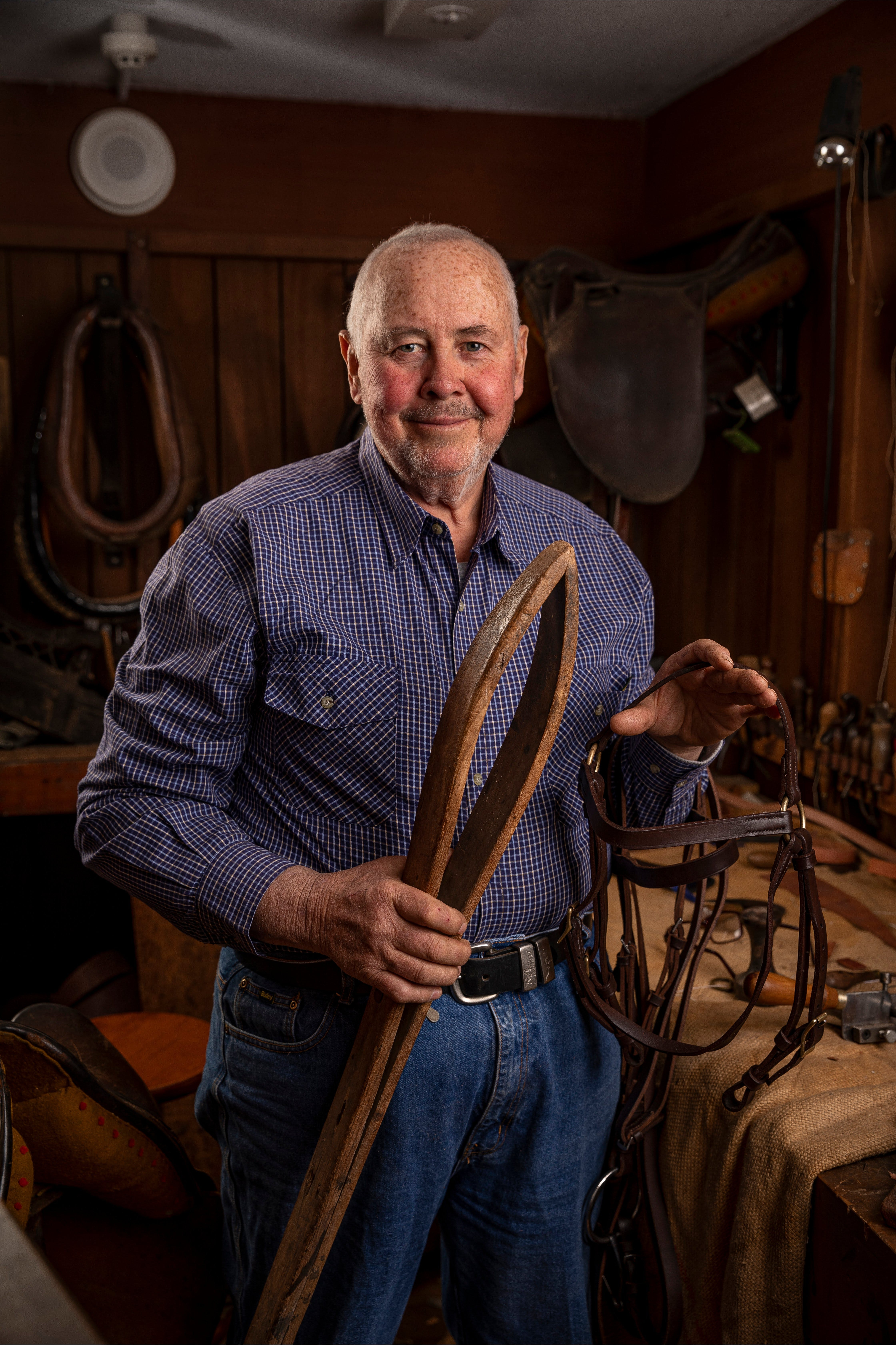 Bridle Making Workshop - Palm Beach Accommodation